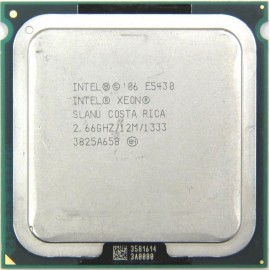 Intel Xeon E5430 2.66 GHz/12Mb/1333 (SLANU) s771