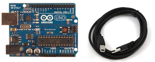 Arduino Uno + usb