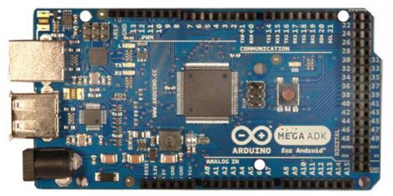 Arduino Mega ADK для Android